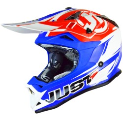 Just1 J32 Pro Rave Red / Blue