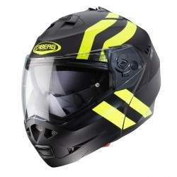 Caberg Duke II Superlegend Preto / Fluo