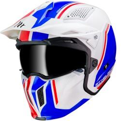 MT Streetfighter SV Twin Branco / Azul / Vermelho