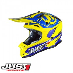 Just1 J32 Pro Rave Blue / Yellow